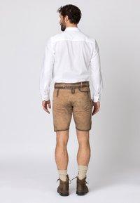 Stockerpoint - ALOIS - Shorts - brown - 2