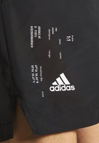 adidas Performance - ATHLETICS TECH SPORT SHORTS - Sportovní kraťasy - black - 5