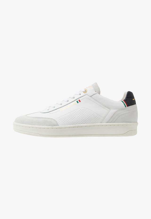 MESSINA UOMO - Sneakersy niskie - bright white