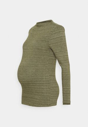 Pullover - ivy green