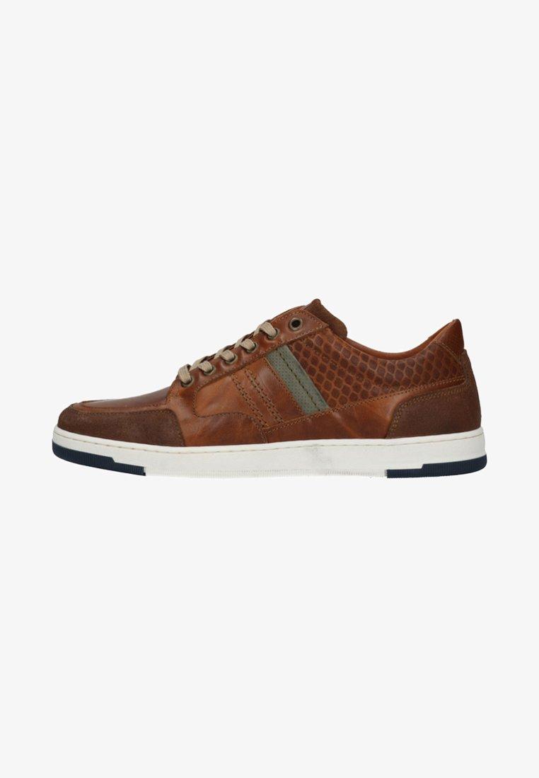 Manfield - Trainers - cognac/brown