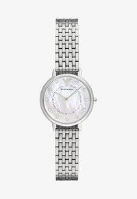 Emporio Armani - Montre - silver-coloured - 1