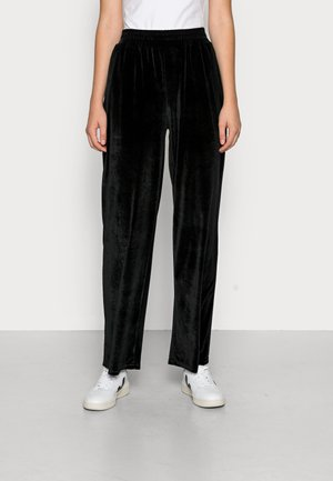 VMDANA WIDE PANT - Pantaloni sportivi - black