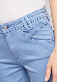 s.Oliver - Denim shorts - blue - 3