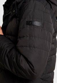 Strellson - NEWTOWN - Winter jacket - black - 5