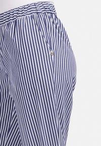 HELMIDGE - GUMMIBUND - Trousers - blau - 5