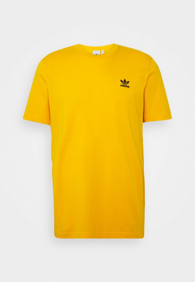 ESSENTIAL TEE UNISEX - T-shirt basic - actgol