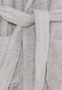 Calvin Klein Underwear - ROBE UNISEX - Župan - grey - 2