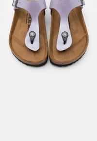 Birkenstock - GIZEH - T-bar sandals - graceful lavendel - 5