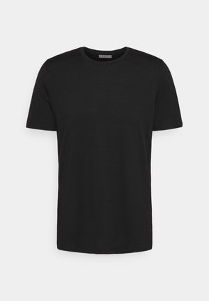 TECH LITE CREWE FOREVER - Print T-shirt - black