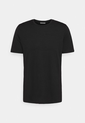 TECH LITE CREWE FOREVER - Print T-shirt - black