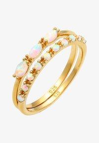 Elli - SET - Ring - gold - 2