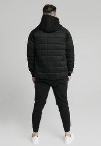 SIKSILK - FARMERS JACKET - Light jacket - black - 2