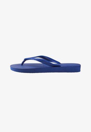 TOP - Pool shoes - indigo blue