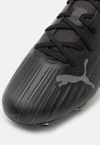 Puma - ULTRA 2.1 FG/AG - Scarpe da calcetto con tacchetti - black - 5