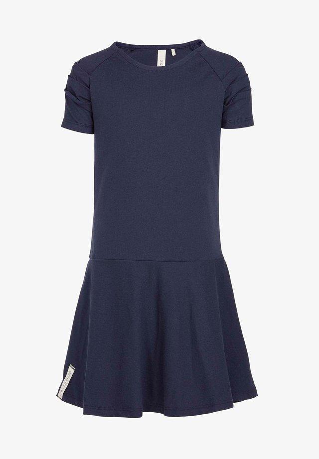 Jerseyklänning - blue