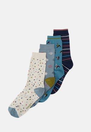 MORNIE YOGI SOCK BOX 4 PACK - Socks - multi