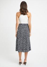 Kookai - Wrap skirt - noir - 2