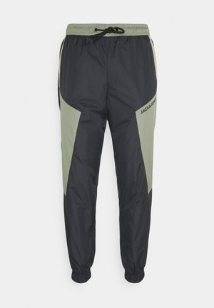 JJIACE JJRODMAN TRACK PANTS - Tracksuit bottoms - sea spray