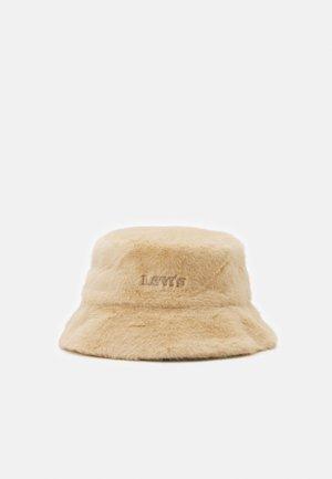 WOMENS COZY BUCKET HAT - Gorro - cream