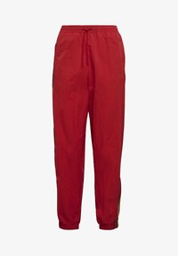 adidas Originals - PAOLINA RUSSO ADICOLOR SPORTS INSPIRED MID RISE PANTS - Tracksuit bottoms - scarlet - 7