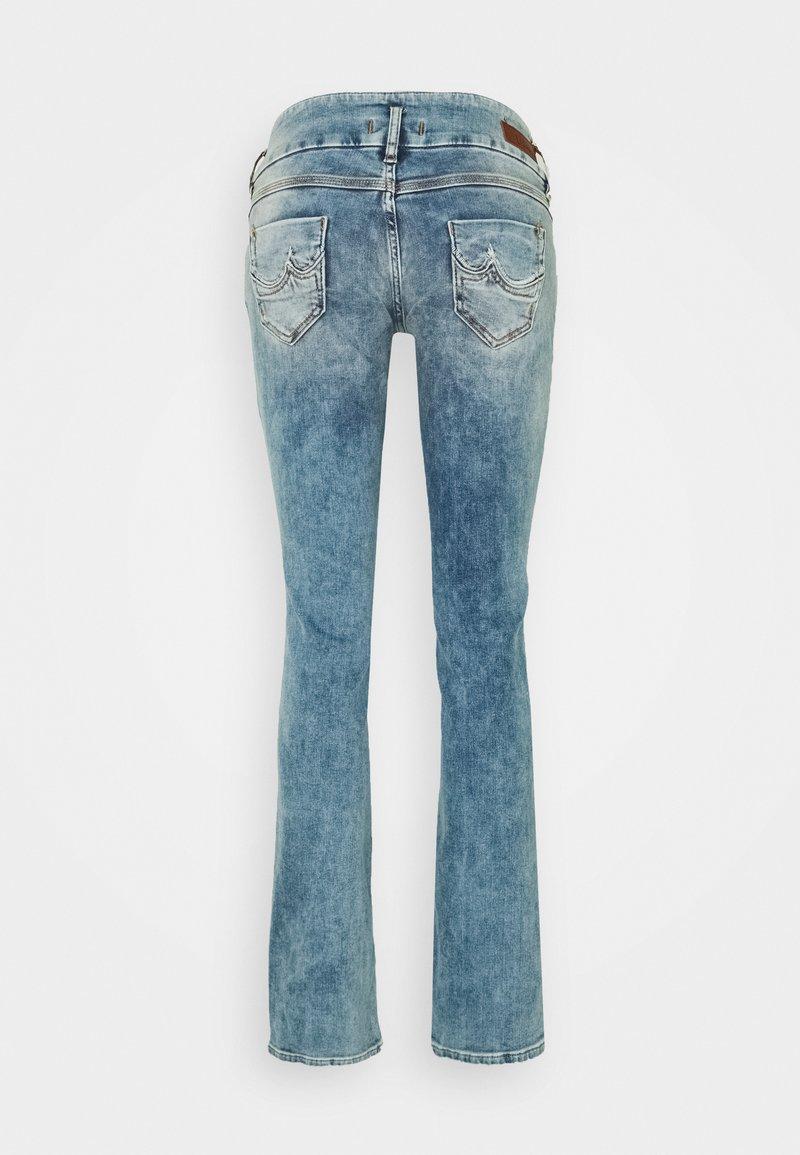 LTB JONQUIL - Jeans Straight Leg - myra wash/blue denim NIWar3