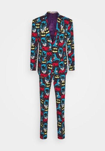 THE DARK KNIGHT BATMAN - Suit - multi coloured