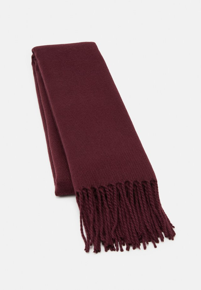 VMSOLID LONG SCARF COLOR - Scarf - port royale