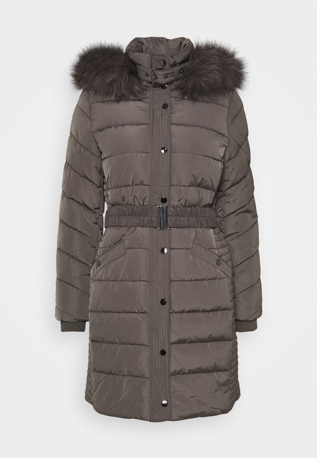 LEYLA - Winter coat - mink
