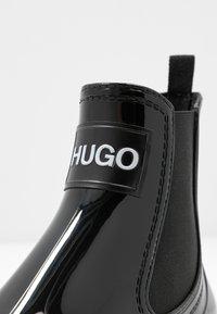 HUGO - NOLITA RAIN BOOTIE - Gummistiefel - black - 2