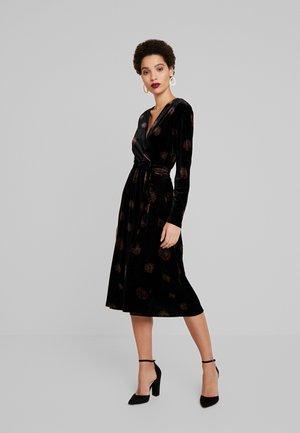 MILJA - Day dress - schwarz