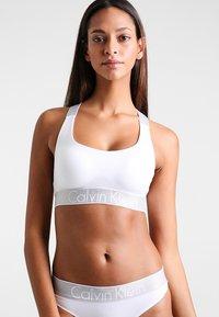 Calvin Klein Underwear - Biustonosz bustier - white - 0