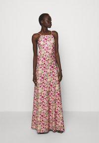 M Missoni - ABITO LUNGO - Maxi dress - pink - 0