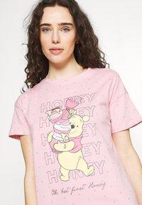 Women Secret - HONEY  - Nightie - dusty pink - 4
