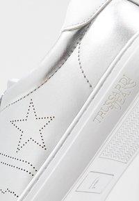 Trussardi Jeans - Tenisky - silver - 2
