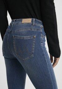 Marc Cain - Jeans slim fit - blue denim - 5