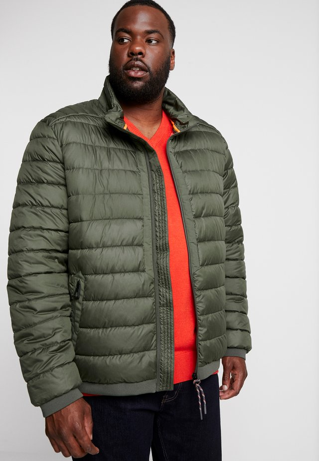LIGHT WEIGHT BLOUSON  - Light jacket - dark moss