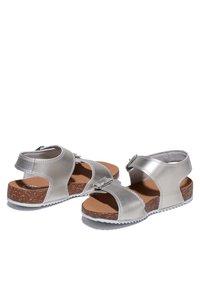 Timberland - CASTLE ISLAND - Walking sandals - silver - 3
