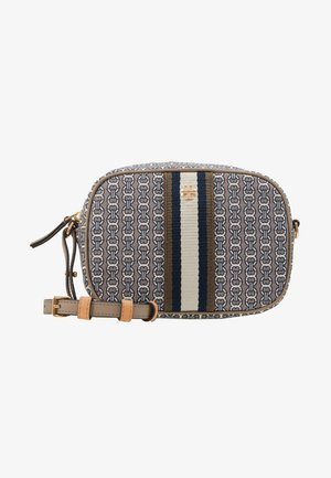 GEMINI LINK MINI BAG - Across body bag - gray heron link