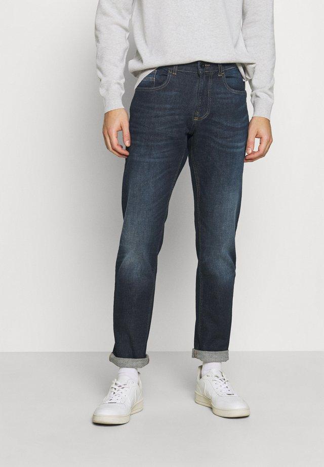 Jeans Slim Fit - indgo dark blue used