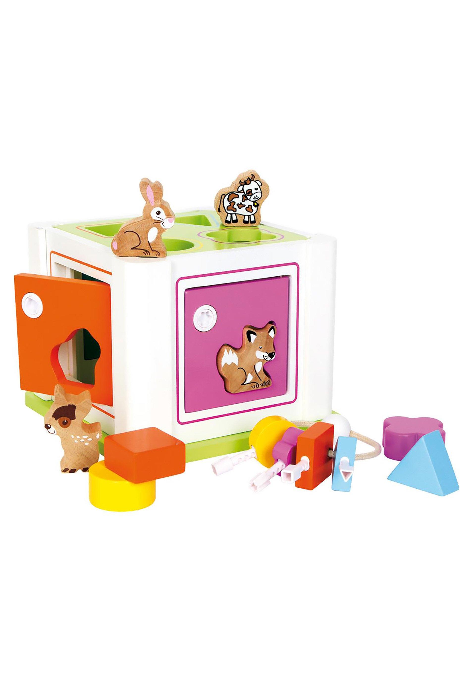 Kinder STECKSPIELE STECK-BOX - Spielzeug