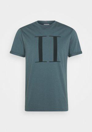 ENCORE  - T-Shirt print - blue fog/anthrazit