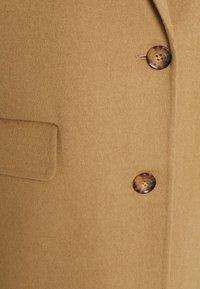 Calvin Klein - DOUBLE FACE COAT - Classic coat - hazel melange - 2