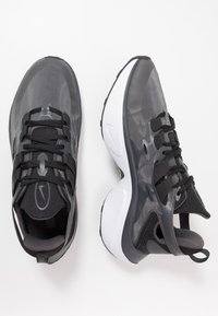 Nike Sportswear - SIGNAL D/MS/X SE - Sneakers - black/anthracite/white - 1