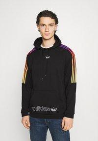 adidas Originals - UNISEX - Sweatshirts - black/multicolor - 0
