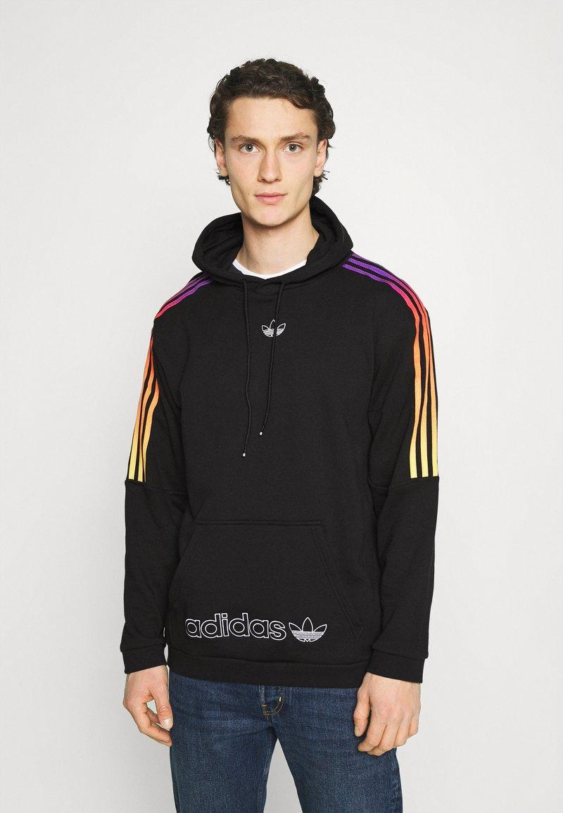 adidas Originals - UNISEX - Sweatshirts - black/multicolor
