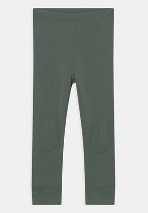 NMMWILLOW LONGJOHN  - Leggings - Trousers - duck green