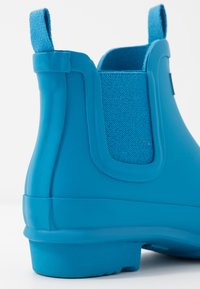 Hunter ORIGINAL - ORIGINAL KIDS CHELSEA - Botas de agua - blue bottle - 2