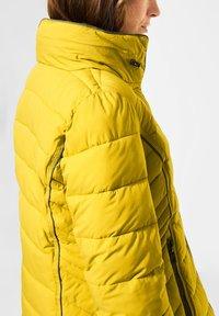Cecil - MIT STEPPUNG - Winter jacket - gelb - 2