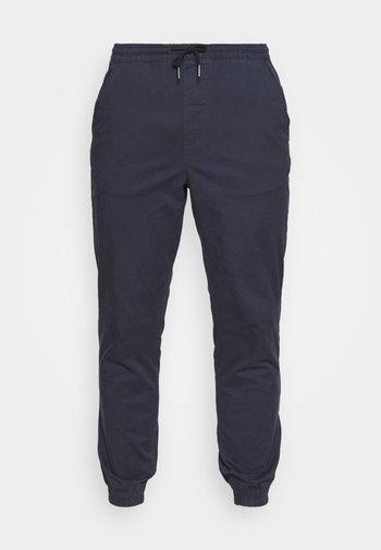 JJIGORDON JJLANE  - Pantaloni sportivi - navy blazer